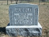 James M. Hubble Grave Marker