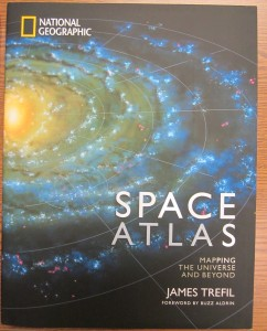 Space Atlas Book Photo