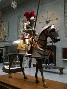 The Armor Court at the Cleveland Museum of Art
