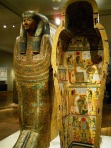 Egyption sarcophagus